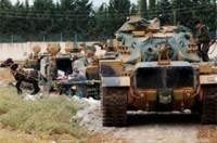 Quân đội Thổ Nhĩ Kỳ vào tận Syria để bảo vệ... dân thường
