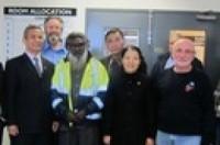 Tăng cường quan hệ hợp tác với CĐ tiểu bang Nam Úc