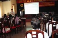 LĐLĐ TP Hà Nội  Triển khai Luật CĐ (sửa đổi) và Bộ luật Lao động (sửa đổi)