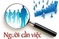 Cần tìm việc Trưởng nhóm giám sát và đào tạo