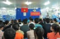Thêm một CĐCS mới thuộc địa bàn các khu công nghiệp và chế xuất Hà Nội