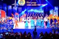 Hơn 10.200 cán bộ, CNVC LĐ và đoàn viên CĐ tham dự