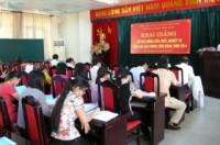 Gần 50 cán bộ CĐ chủ chốt được bồi dưỡng công tác văn phòng