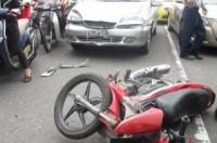 Đà Nẵng: Tai nạn trên cầu sông Hàn, giao thông tê liệt