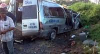 TNGT thảm khốc 2 người chết 11 người bị thương tại Đắk Lắk