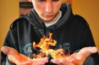Bí ẩn hiện tượng  người tự bốc cháy