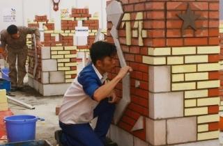 Kỳ thi tay nghề ASEAN lần thứ X: Các thí sinh tự tin  làm tốt bài thi