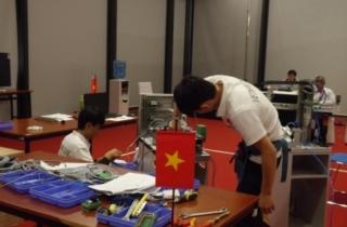 Kết thúc kỳ thi tay nghề ASEAN lần thứ X: Việt Nam giành giải nhất toàn đoàn