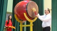 Khai giảng Chương trình đào tạo kiến thức hội nhập cho thế hệ trẻ Bình Định