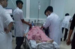TP Vinh: Bắn nhau kinh hoàng, một phụ nữ thiệt mạng