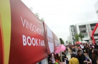 Vinschool Book Fair - Lễ hội tôn vinh văn hóa đọc