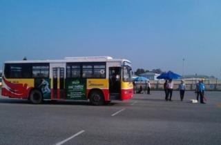 Nâng cao kỹ năng cho lái xe buýt