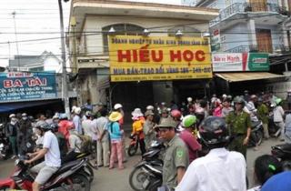 Truy tố ba hung thủ giết chủ tiệm vàng, cướp tài sản