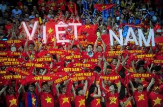 Tuyển Việt Nam khơi lại niềm tin yêu