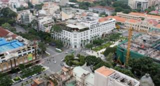 Giá đất nội đô điều chỉnh ở mức tối đa
