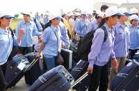 98.748 lao động Việt Nam đi làm việc ở nước ngoài