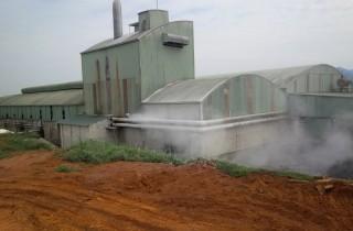 Doanh nghiệp xả thải gây ô nhiễm