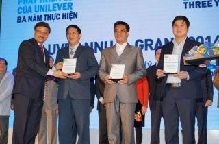 Unilever Việt Nam báo cáo 3 năm thực hiện kế hoạch bền vững