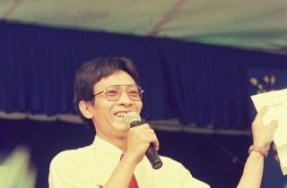 Khó tin hình ảnh gầy gò của MC Lại Văn Sâm