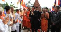 Chủ tịch nước thăm, động viên Hiệp hội các nhà đầu tư Việt Nam sang Campuchia (AVIC)