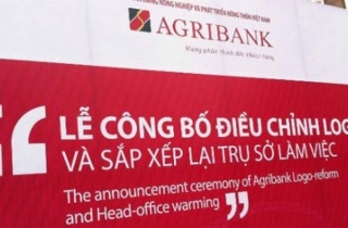 Nhận diện Logo mới của Ngân hàng Agribank