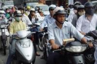 CSGT TPHCM không có quyền phạt người chưa đóng phí đường bộ xe máy