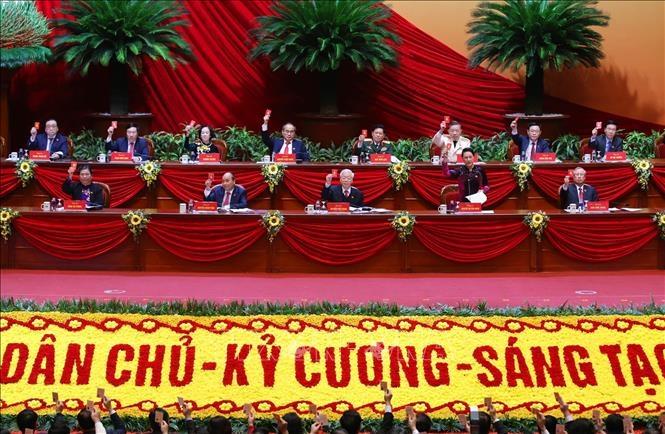 Phiên họp trù bị Đại hội lần thứ XIII của Đảng đã thông qua Chương trình làm việc và Quy chế bầu cử