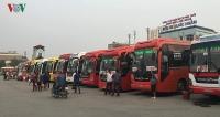 Kết nối, quản lý hành khách dành cho xe khách và xe bus nội đô