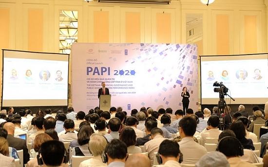 PAPI 2020: Quảng Ninh xếp thứ nhất, Thái Nguyên xếp thứ ba