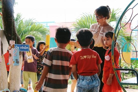 VVOB đồng hành nâng cao chất lượng giáo dục mầm non