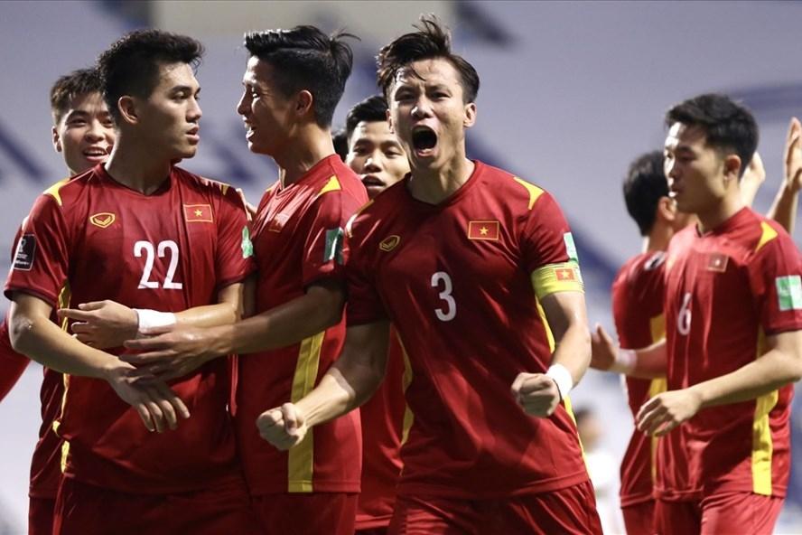 Đội hình xuất phát của tuyển Việt Nam: Hoàng Đức, Xuân Trường đá tiền vệ trung tâm
