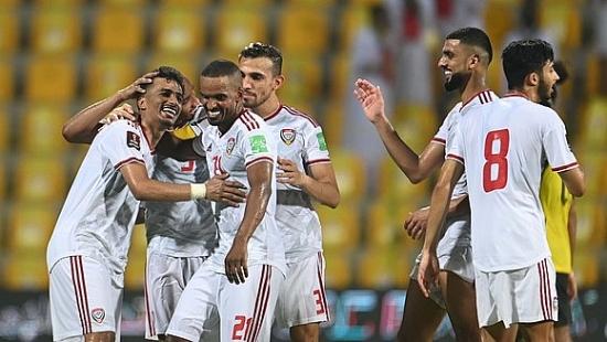 """UAE rất có thể """"rơi"""" xuống mặt đất và bị loại!"""