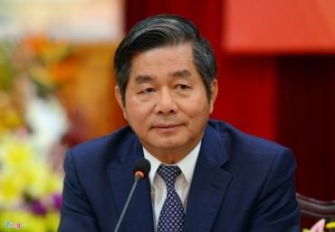 Cựu Bộ trưởng Bùi Quang Vinh là thành viên Tổ Tư vấn kinh tế của Thủ tướng