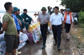 Tập trung nguồn lực khắc phục hậu quả mưa lũ