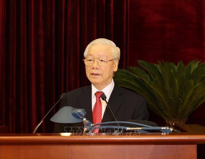 """Tổng Bí thư Nguyễn Phú Trọng: Kiên quyết siết chặt kỷ luật, kỷ cương, xóa bỏ cơ chế """"xin - cho"""""""
