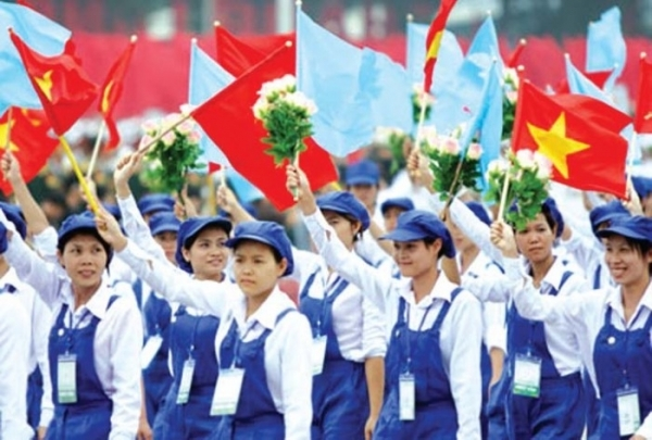 Công đoàn Việt Nam phát huy truyền thống 92 năm xây dựng và phát triển