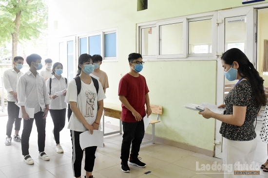 Hà Nội không tổ chức đợt 2 kỳ thi tốt nghiệp Trung học phổ thông, thí sinh được xét đặc cách