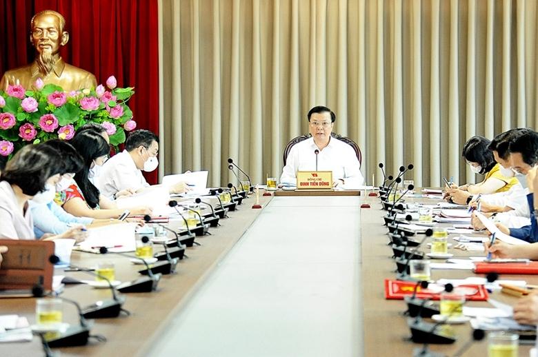 Động lực mới để tổ chức Công đoàn Thủ đô ngày càng phát triển