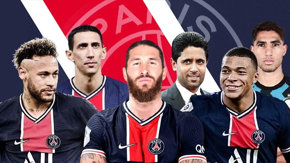 """""""Dải ngân hà"""" có đưa Paris Saint-Germain trở nên vĩ đại?"""