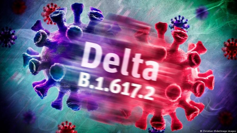 """""""Đừng đùa"""" với biến chủng Delta!"""