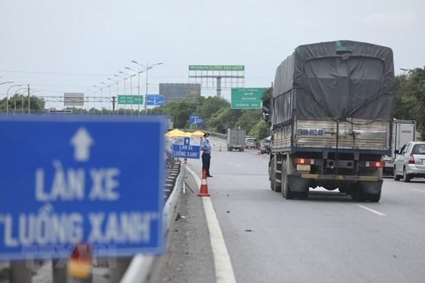 """UBND xã Cần Kiệm (huyện Thạch Thất): Không có việc xử lý sai quy định với xe """"luồng xanh"""""""