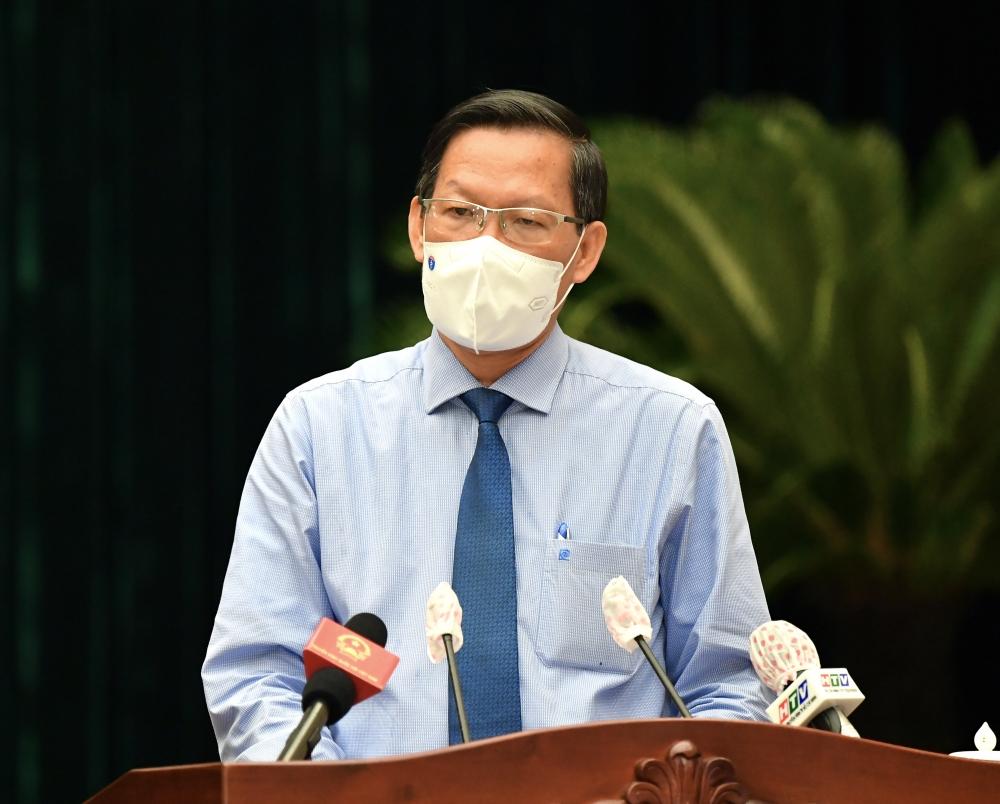 Ông Phan Văn Mãi được bầu làm Chủ tịch thành phố Hồ Chí Minh