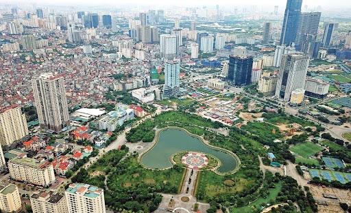 Xây dựng Thủ đô giàu đẹp, đất nước hùng cường