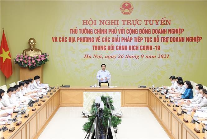 Thủ tướng Phạm Minh Chính: Càng khó khăn càng phải đoàn kết để vượt qua