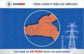 Bức tranh dấu vân tay của EVNNPC đăng ký kỷ lục Việt Nam