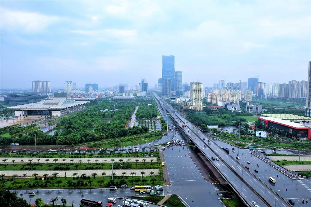 Hà Nội phát triển đồng bộ, hiện đại hóa hạ tầng giao thông đô thị
