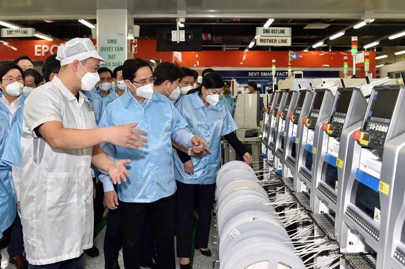 """Thái Nguyên phát triển 3 trụ cột """"Chính quyền số, kinh tế số và xã hội số"""""""