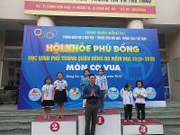 Tổ chức Hội khỏe Phù Đổng học sinh phổ thông môn Cờ Vua