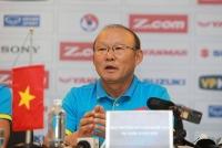 HLV Park Hang- seo và Akira Nishino  nói gì sau trận đấu?