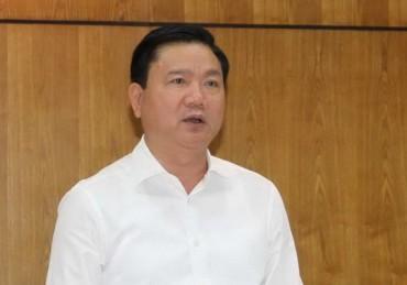 Cho thôi đại biểu Quốc hội với ông Đinh La Thăng